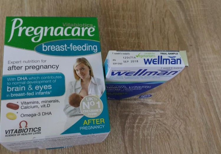 """Tęsiu kelionę su """"Pregnacare"""": """"Pregnacare. Breastfeeding"""""""