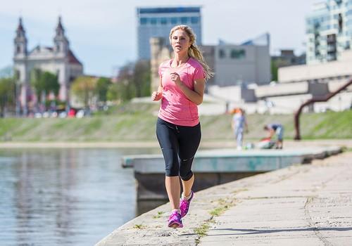 """Edita Užaitė: """"Bėgti įkvėpė motinystė"""""""
