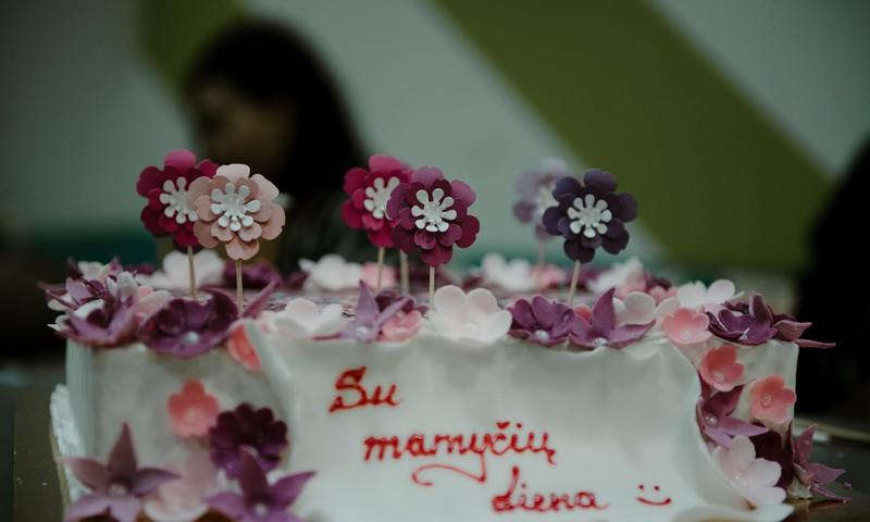 Gruodinukai kvietė švęsti mamos dieną