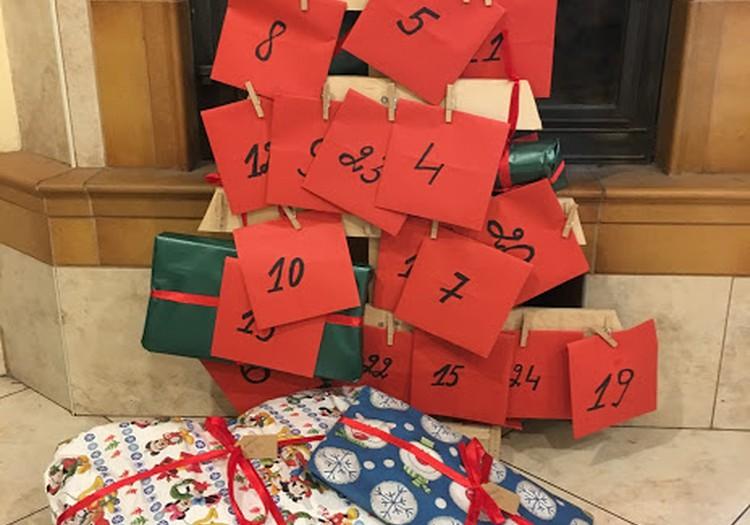 Pradedam skaičiuoti dienas iki Kalėdų