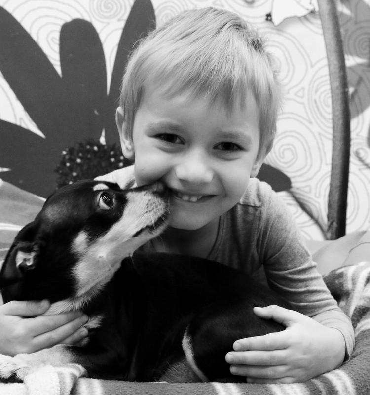 Vaikai ir naminiai gyvūnai