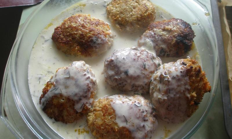 Mamos Ingridos išmėginti receptai :-)