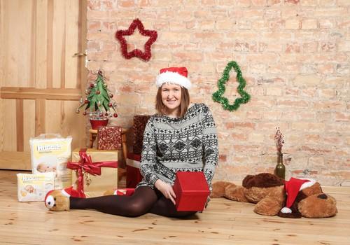 Registruokis nėštumo kalendoriuje ir gauk dovanų Huggies® Newborn! Laimėtoją skelbsime gruodžio 27 d.