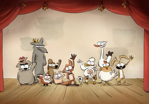 Šį savaitgalį atraskite prancūzišką animaciją visai šeimai + KONKURSAS FB
