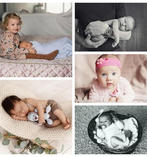 """FOTOALBUMAS """"Pirmosios kūdikio savaitės""""+ 3 laimėtojos"""