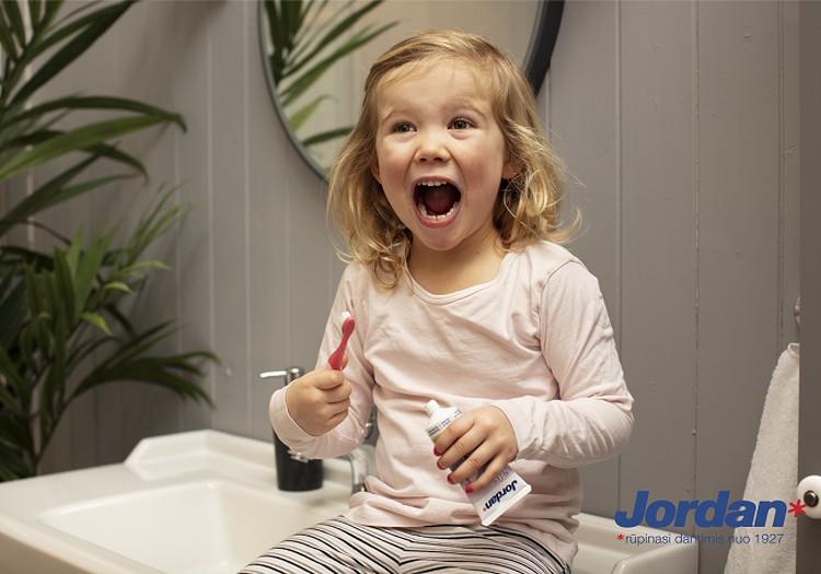 Kas išbandys ir aprašys JORDAN produktus: 12 mamų sąrašas