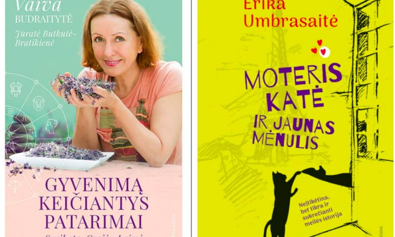 Konkursas: Pasveikink MAMĄ  ir laimėk abiem knygų!