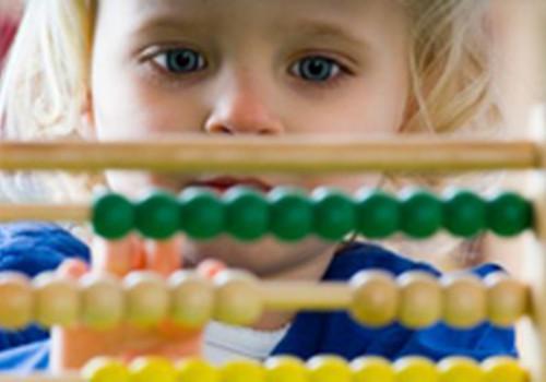 Kaip mažylius mokyti skaičių