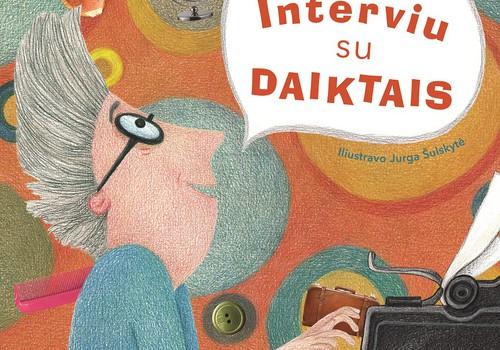 """Laimėk knygą """"Interviu su daiktais""""!"""