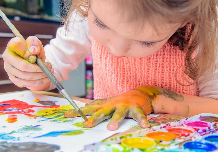 Vaiko kūrybiškumas: leiskime jam ir panuobodžiauti!