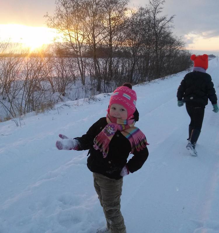 Žiemos blogas: paliekame senus ir pasitinkame Naujus:) :)