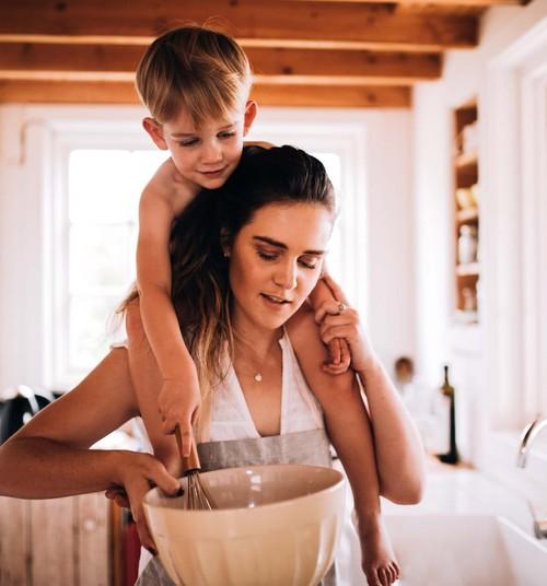 Pozityviai dienai: 40 frazių, kurias mamos savo vaikams kartoja kone kasdien