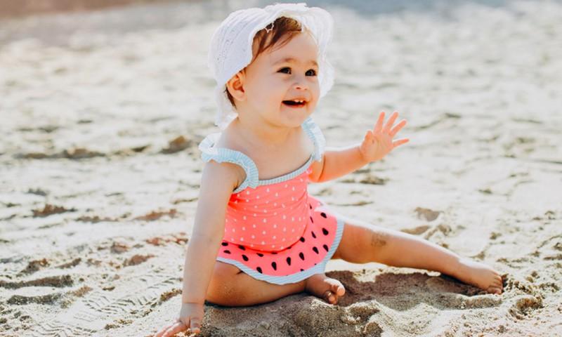 Kaip saugoti vaikus karštą dieną: 9 patarimai