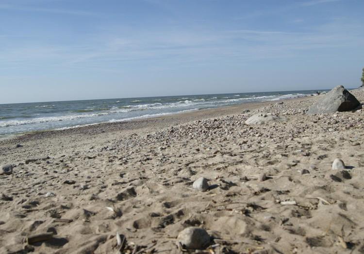Nuostabus kampelis prie Baltijos jūros - Karklė