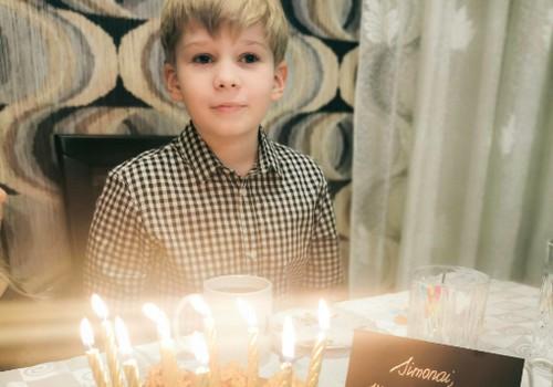 Pirmas dviženklis gimtadienis