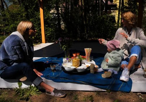 5 Agnės Jagelavičiūtės RECEPTŲ idėjos piknikui su šeima