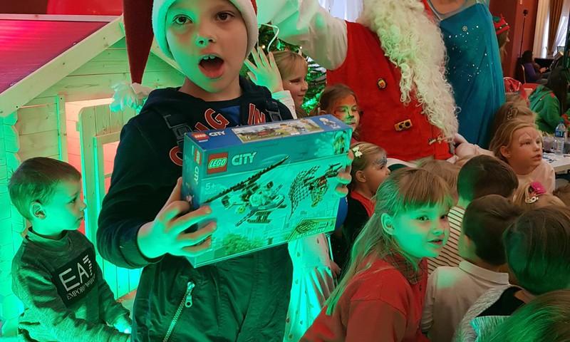 Įspūdingosios Vaikų Kalėdos