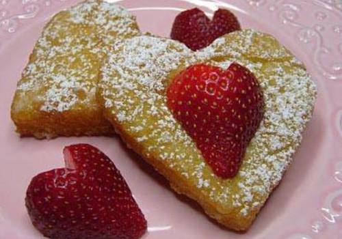 Kelias į mylimojo širdį - per skrandį: idėjos Valentino dienai