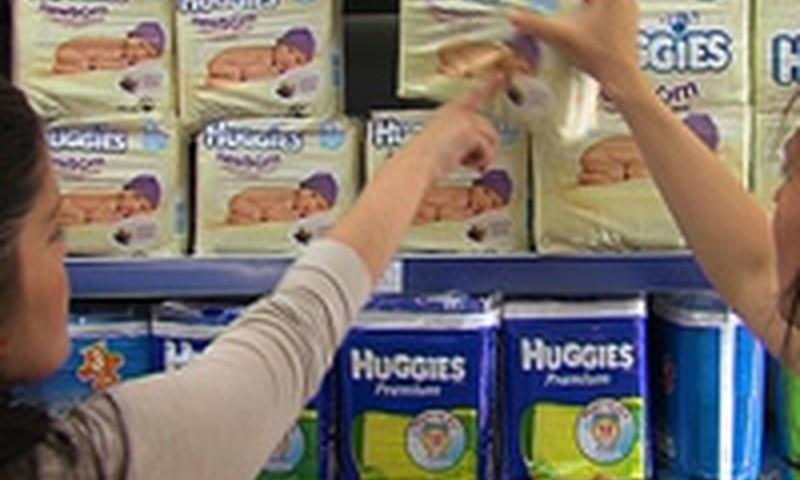 Šiandien, gegužės 27 d. - Maximose XXX, XX prasideda MK mamų prezentacija apie Huggies produktus