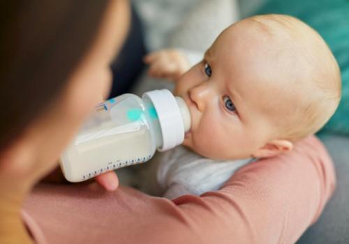 Mama: Ar nedings pienas, jei primaitinsiu mišiniu?