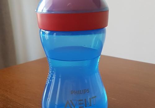 Testuojame PHILIPS AVENT puodelį arba vasaros draugas