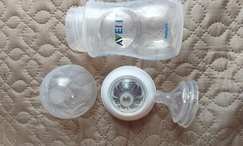 Philips AVENT Natural buteliukas - vienintelis, kurį sūnus pripažįsta