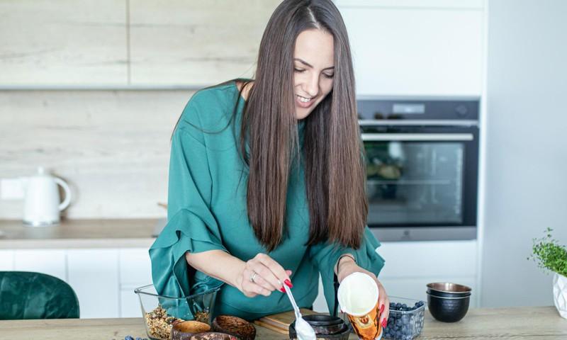 Maisto tinklaraštininkė Aušra Petronienė: ,,Idėja sukurti savo svetainę gimė labai spontaniškai''
