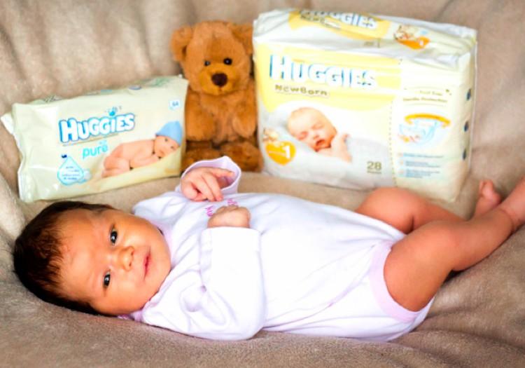 Dienos žaidimas: Huggies® Newborn leidžia mažylio odai kvėpuoti!