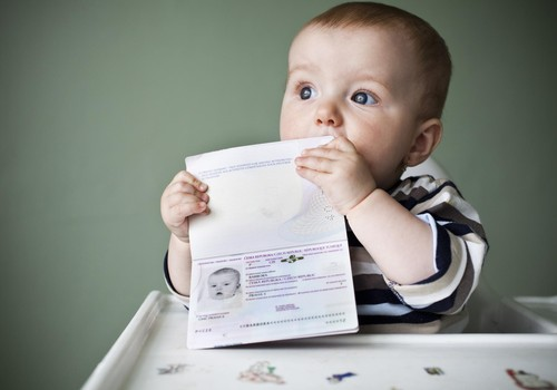 Kiek kainuoja dokumentai vaikams?
