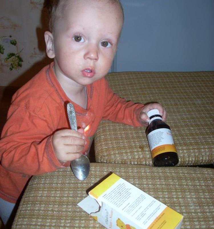 """Vartojant """"Oiledixin Niam Niam"""", mažylis ėmė valgyt geriau"""