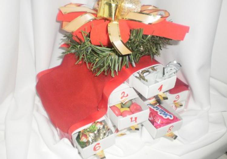 Karolinos kalėdinis  kalendorius