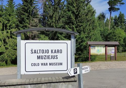 Atostogos prie Platelių ežero. Šaltojo karo muziejus