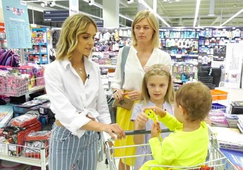 VIDEO: Kaip aktorės Agnės Grudytės dukra pasiruošė mokyklai?