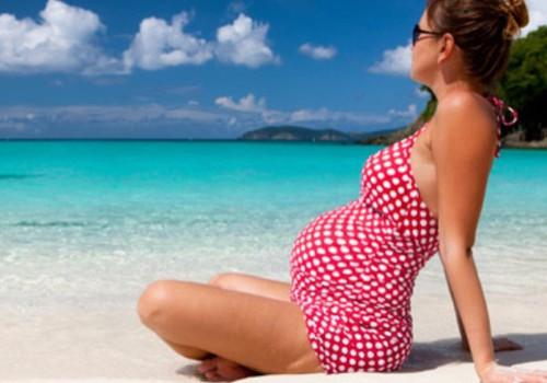 Kaip nėštutei prižiūrėti savo kūno odą vasarą?