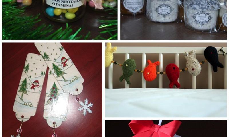 Huggies® šventės: rankų darbo dovanos pagamintos, supakuotos ir įteiktos: metas apdovanoti konkurso laimėtojus