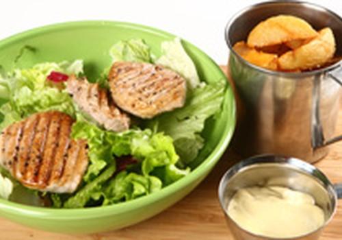 Už moterų sveikatą – 190 salotų porcijų kasdien