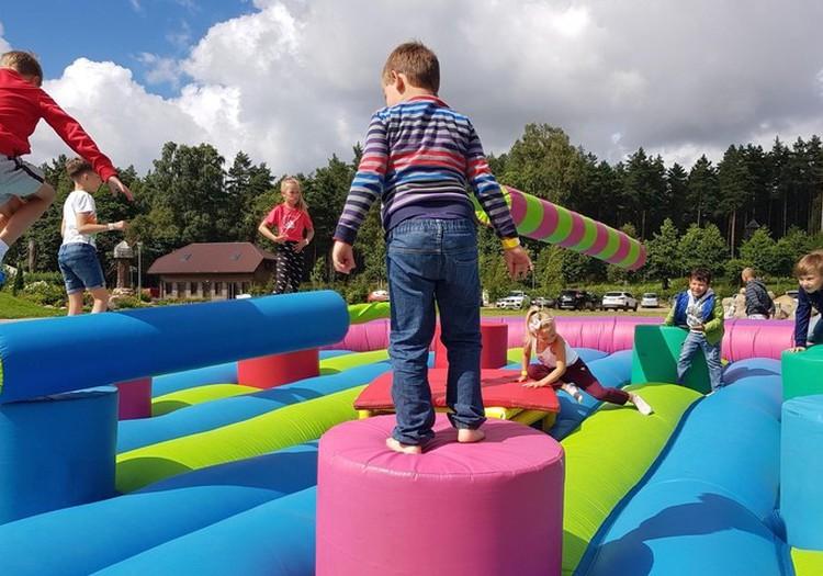 Linksmybės pramogų ir atrakcionų parke