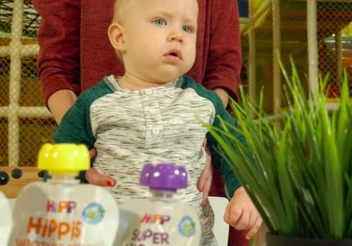 VIDEO: Mažylio mityba nuo 1 metų