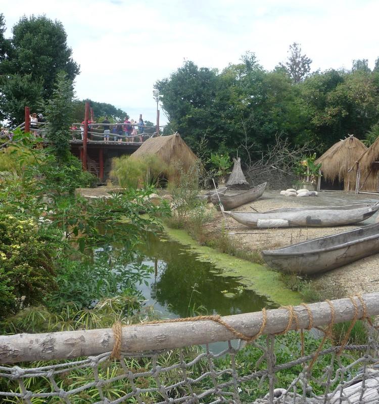 Zoologijos sodas, kuriame neteko nusivilti
