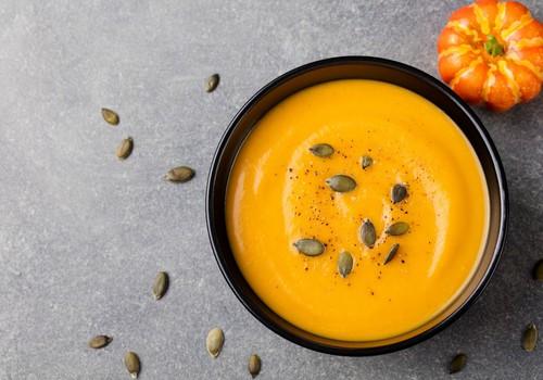 Trinta molūgų sriuba: kas gali būti skaniau rudenį
