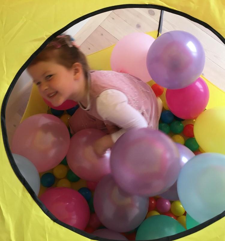 Mamos atradimai: žaidimų kambarys namuose