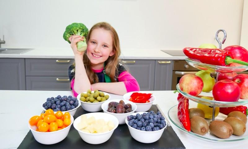 10 sveikų ir skanių užkandžių vaikams + RECEPTAI