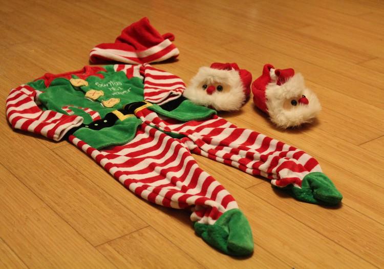 Reaqua 16 dienos laimės akimirka: kalėdiniai rūbai