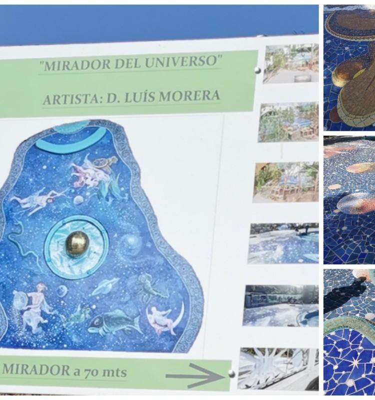 Vasaros gidas. Visatos apžvalgos aikštelė (La Palma)