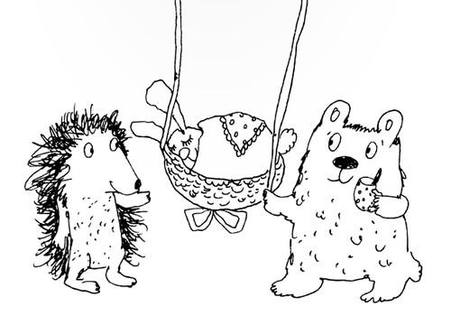 Sigutė Ach apie pirmąsias vaikų knygas, sukuriamas dar lopšyje