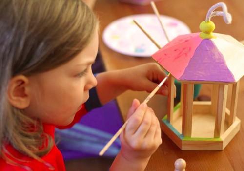 Ikimokyklinio amžiaus vaikai - imliausi kūrybiškumui