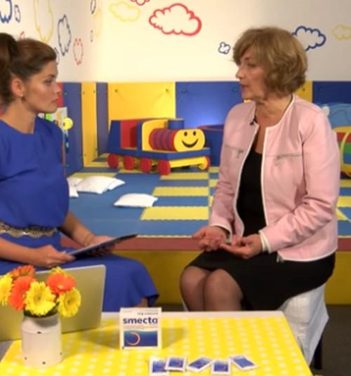 """""""MAMYČIŲ TV"""": Ką daryti, sutrikus vaiko virškinimui? Gydytojos patarimai"""