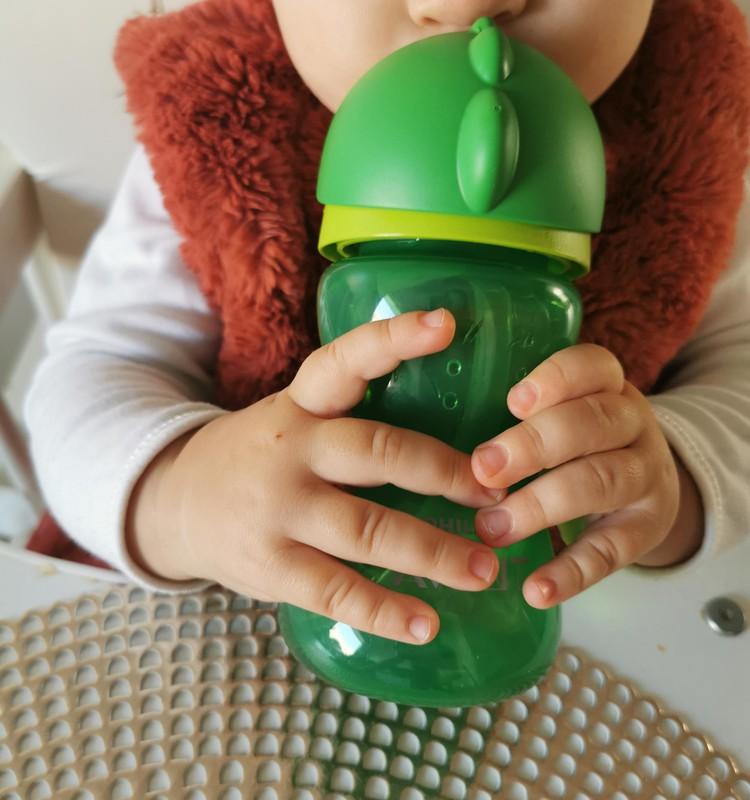 Testuojame Philips AVENT puodelį