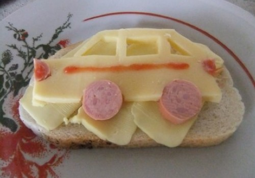 Berniukiški pusryčiai