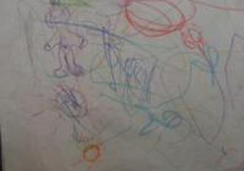 Kaip piešinys atspindi vaiko emocijas?